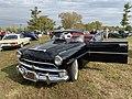 1954 Hudson Hornet convertible in black at 2019 AACA Hershey show 4of7.jpg