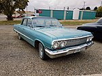 1963 Chevrolet Belair four door sedan - Flickr - dave 7.jpg