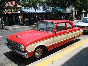 Harley Copp - 1963 Ford Falcon