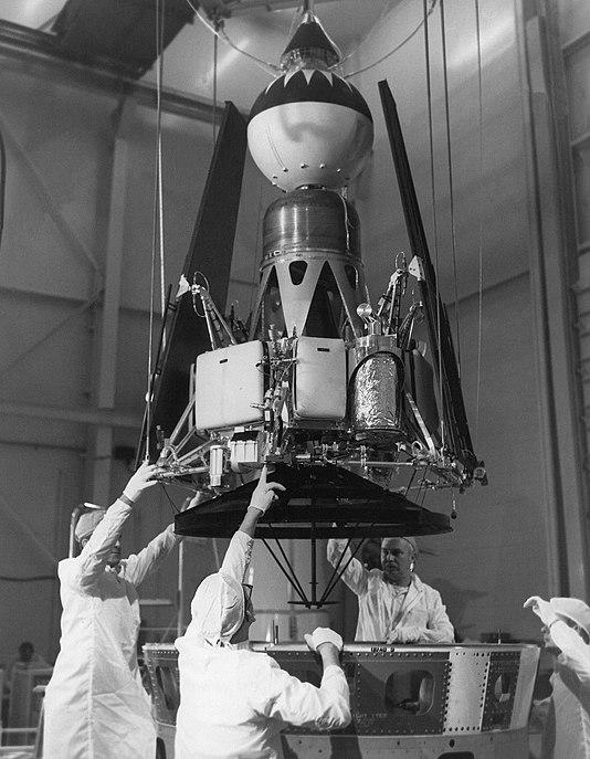 nasa ranger spacecrafts - HD970×1247