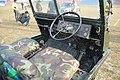 1967 Haflinger Dashboard - 2 cyl - WMY 1491 - Kolkata 2018-01-28 0520.JPG