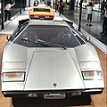 1974 Lamborghini Countach LP400 and 1968 Lamborghini Miura P400(featured in 'The Italian Job') 01.jpg