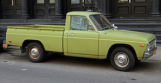 Ford Ranger (Americas) - 1975 Ford Courier