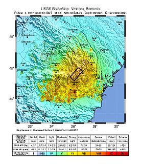 1977 Vrancea earthquake March 1977 earthquake in Romania