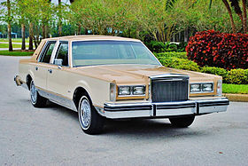 Lincoln Continental Wikipedia