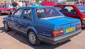 Ford Orion - Ford Orion GL Mark I rear