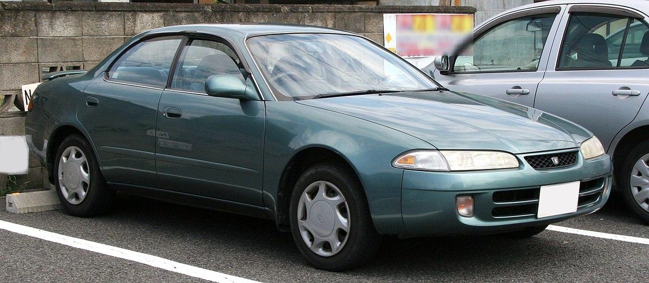 Toyota Marino - Fotos de coches - Zcoches
