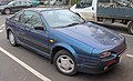 1995 Nissan 100 NX Pacific 1.6 Front.jpg