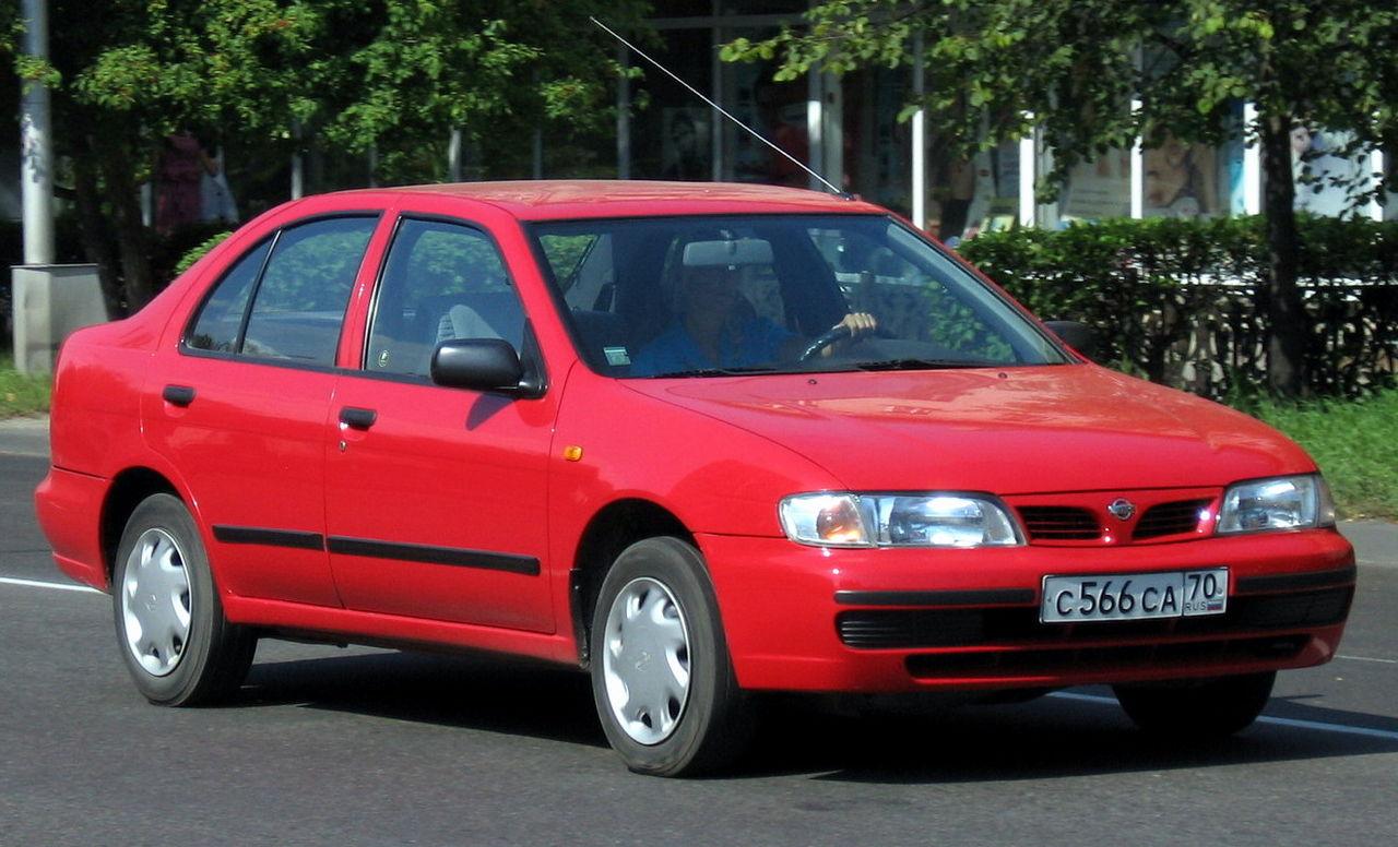Nissan Almera N15