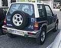 1998 Suzuki Vitara 1.9TD JLX Hardtop, rear right (Portugal).jpg