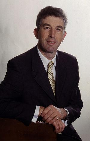 John Seymour, 19th Duke of Somerset - Portrait by Allan Warren