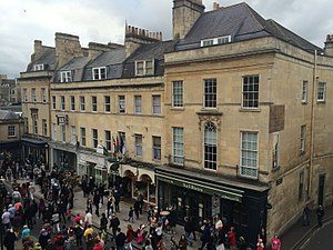 Argyle Street, Bath - Image: 1 5 Argyle Street, Bath June 2014 take 2
