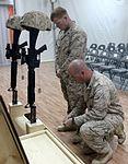 1st MLG Marines Honor Fallen Brother DVIDS317241.jpg