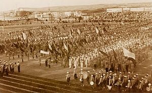 Maccabiah Games - First Maccabiah Games
