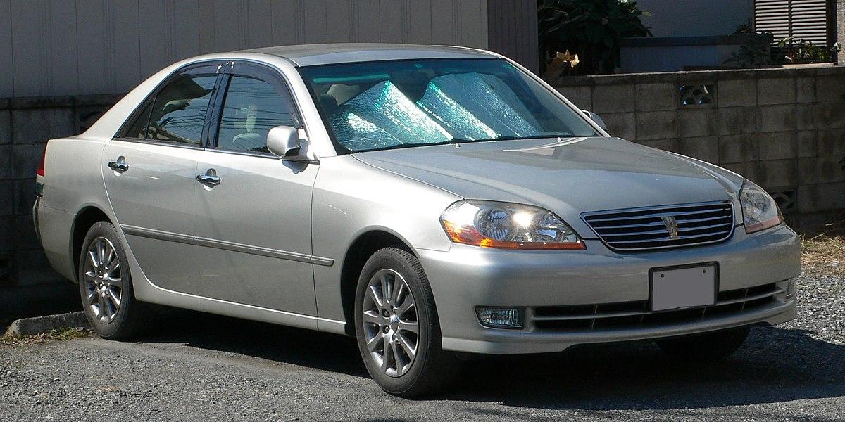 Toyota Mark II – Wikipedia, wolna encyklopedia