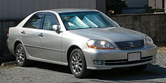 2002 Toyota Mark II