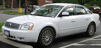 Ford Five Hundred - Mercury Montego
