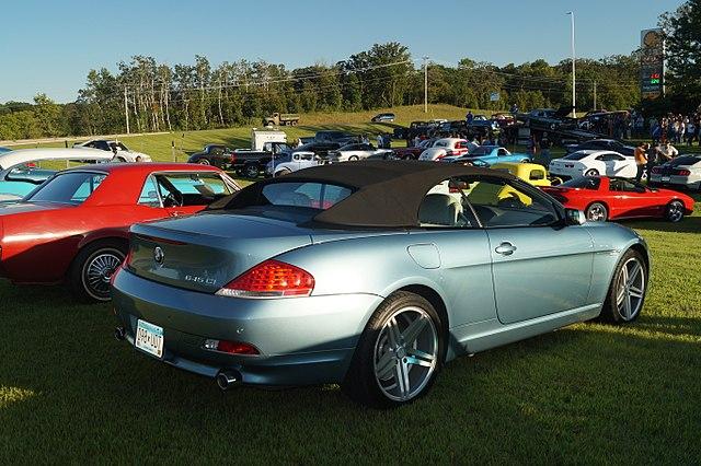 BMW 645 Ci Cabrio (E64)