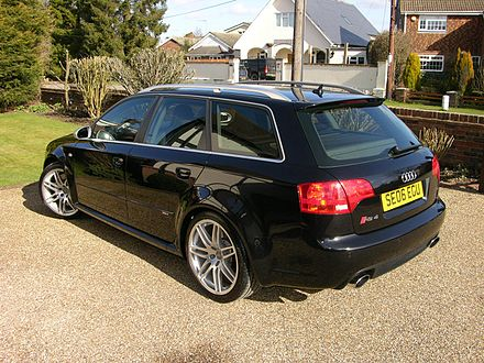 Audi RS 4 - Wikiwand