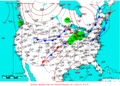 2007-08-07 Surface Weather Map NOAA.png