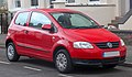 2008 Volkswagen Urban Fox 75 1.4 Front.jpg