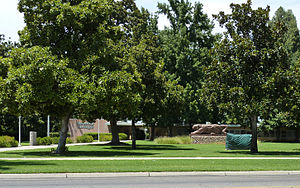 Reedley, California - Reedley Collage in 2009