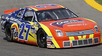 Andrew Ranger - Image: 2009 NCATS Ranger Car Montreal Preview