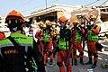 2010년 중앙119구조단 아이티 지진 국제출동100118 중앙은행 수색재개 및 기숙사 수색활동 (78).jpg