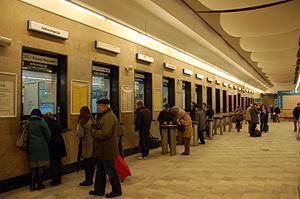 Szczecin Główny railway station - Image: 2010 11 26 szczecin glówny by Ralf R 29