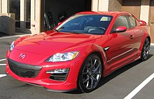 mazda rx8 modified red. mazda rx8 r3 rx8 modified red