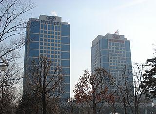 Hyundai Motor Group South Korean multinational conglomerate