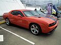 2011 Dodge Challenger SRT coupe (6713395111).jpg
