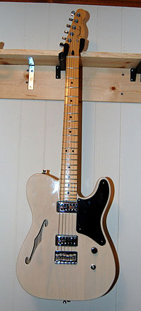 Fender ita Telecaster - WikiVisually on