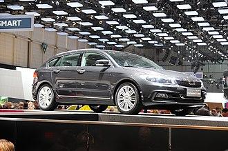 Qoros - Image: 2013 03 05 Geneva Motor Show 8115