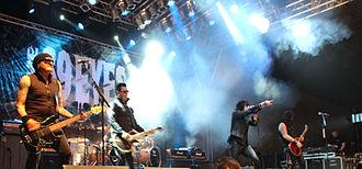 The 69 Eyes - Wave-Gotik-Treffen 2013