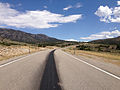 2014-08-09 13 51 39 View east along U.S. Routes 6 and 50 about 80.5 miles east of the Nye County line in White Pine County, Nevada.JPG