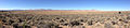 2014-10-20 11 41 44 Panorama west from Rock Springs Road (Elko County Route 763) about 14.6 miles north of Wilkins-Montello Road (Elko County Route 765) in Elko County, Nevada.JPG