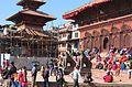 2014.12.09 Kathmandu 09 Durbar Sq Shiva-Parvati temple.jpg
