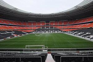 Donbass Arena - Image: 2014. Донбасс Арена (14072322363)