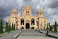 2014 Erywań, Katedra św. Grzegorza Oświeciciela (14).jpg