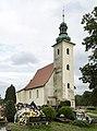 2014 Kościół św. Barbary w Międzylesiu, 06.JPG