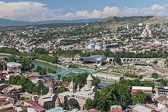 Simeon Djankov -  Tbilisi, Georgia