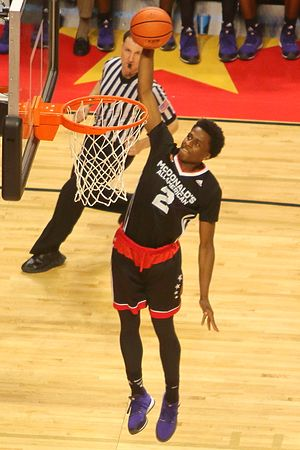 2015 McDonald's All-American Boys Game - Antonio Blakeney