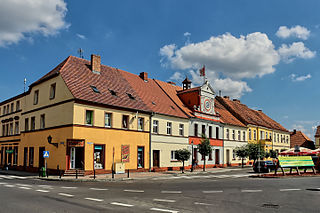 Śmigiel Place in Greater Poland Voivodeship, Poland