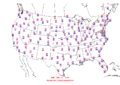 2016-04-25 Max-min Temperature Map NOAA.png
