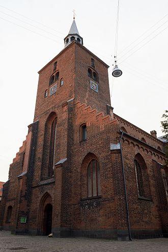 St Martin's Church, Randers - St Martin's Church, Randers
