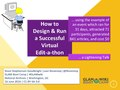 2016 GLAM bootcamp - How to design & run a successful virtual editathon.pdf