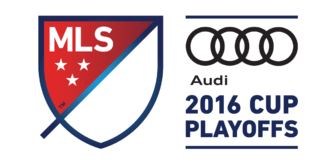 MLS Cup Playoffs - Logo of the 2016 edition