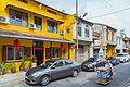 2016 Malakka, Stare domy na Jalan Tokong (ulicy świątyni).jpg