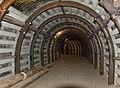 2016 Muzeum Kopalni Złota w Złotym Stoku, tunel 2.jpg